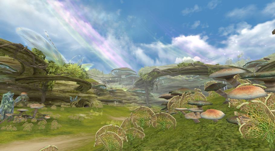 Лес Ветров lineage 2