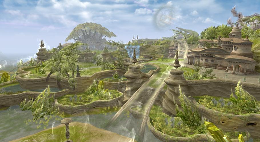 Деревня Вернон lineage 2