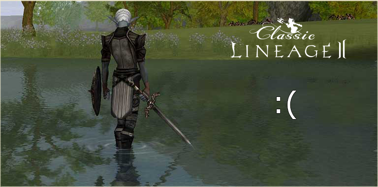 как зайти в игру lineage 2 classic
