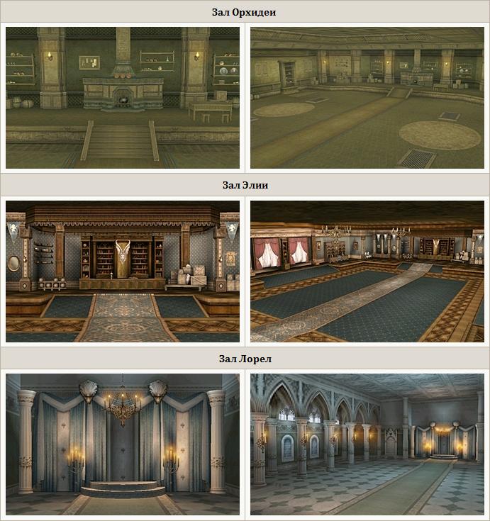 временные клан холлы в lineage 2 classic