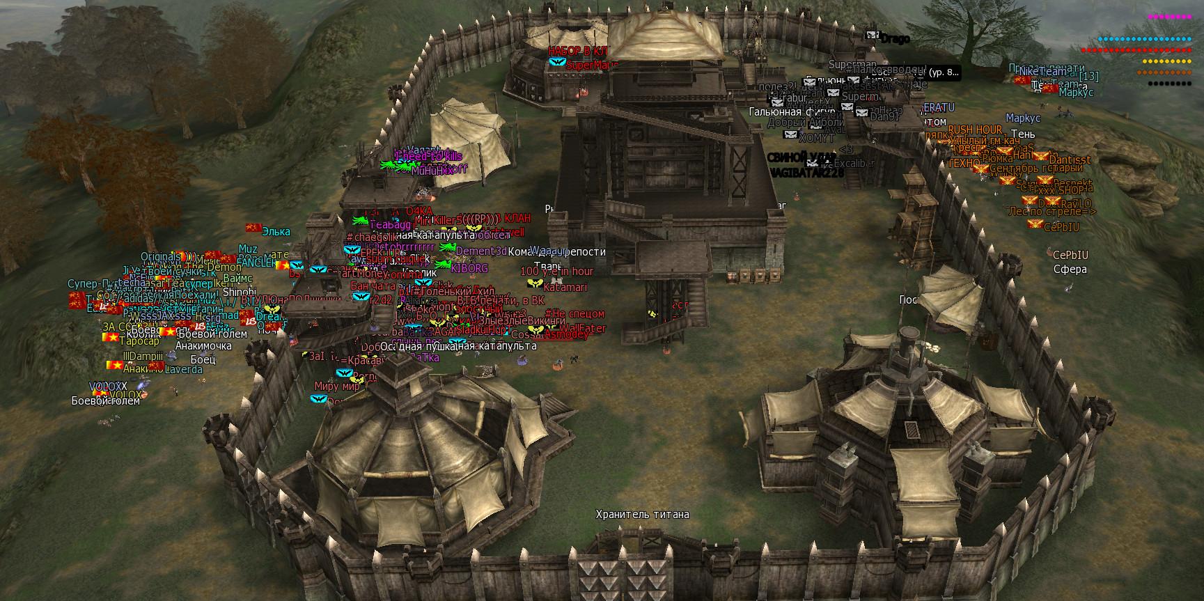 Battles for Glory зарегистрироваться и скачать клиент игры