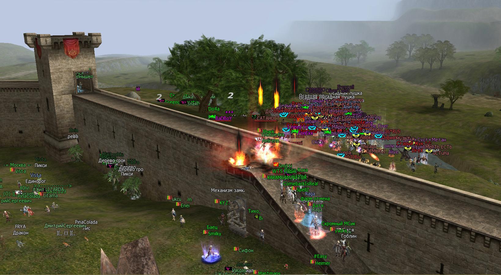 Battles for Glory обзор