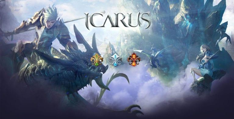 icarus online начать играть в россии