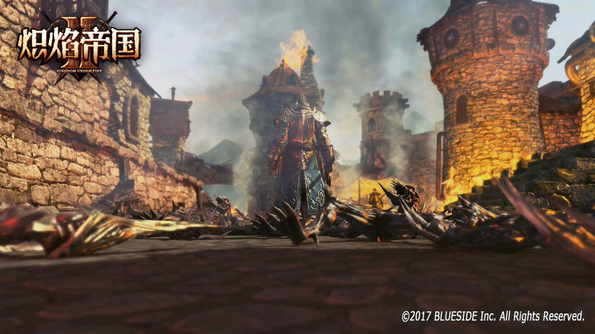 kingdom under fire 2 новая mmorpg